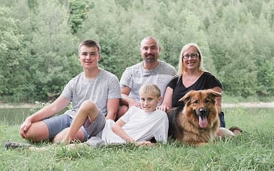 Family Pet Photography / Candra Schank Pet Photography