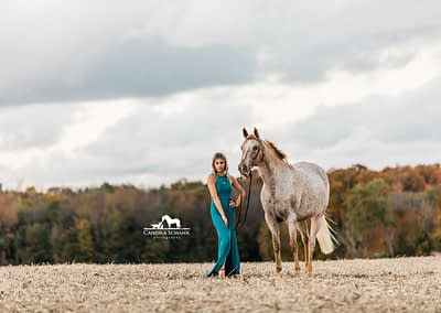 Kaitlyn's Equine Photo Session