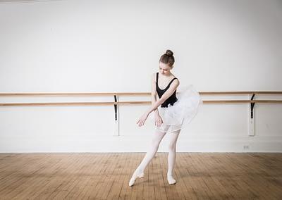 Khloe's Dance Photos