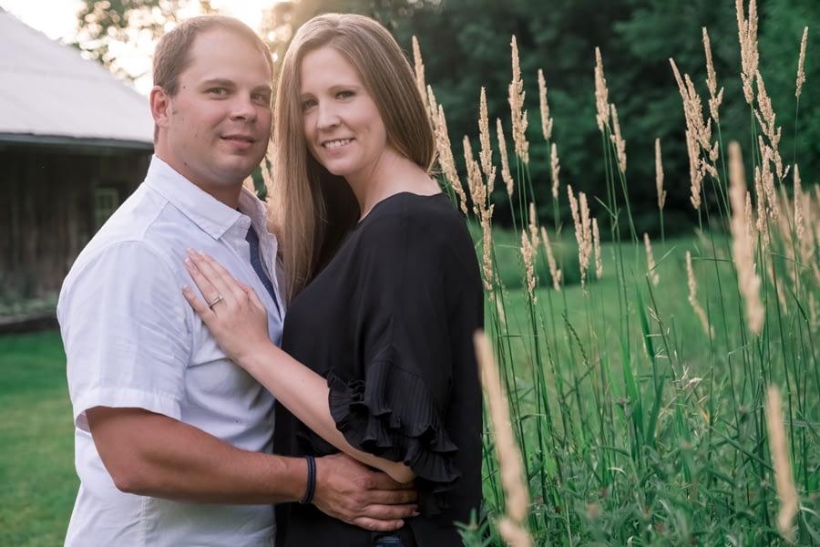 Engagement Session by Candra Schank Photography. Grey Bruce Wedding Photographer. Owen Sound Wedding Photographer.