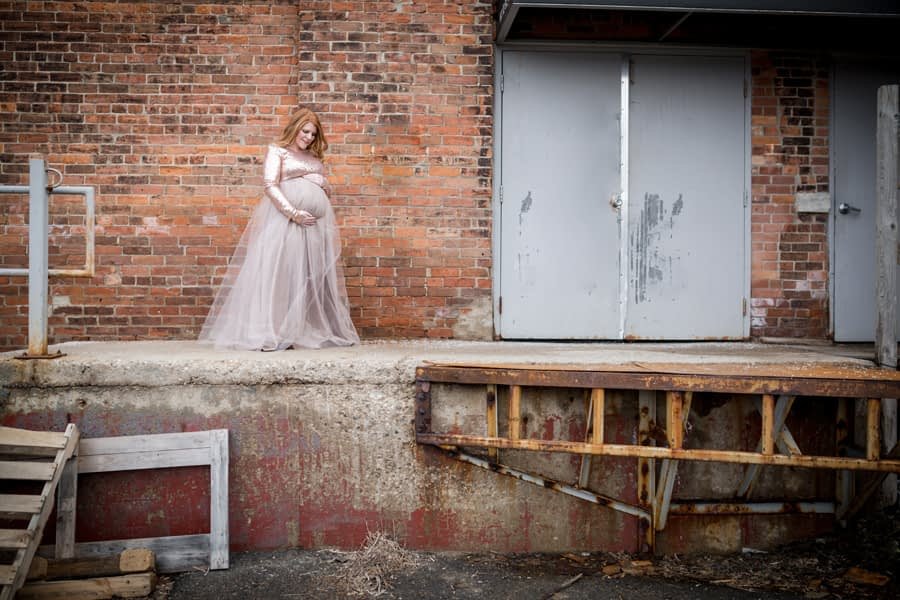 Maternity Photoshoot / Candra Schank Photography