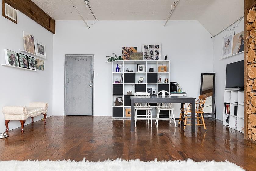 Inside Candra Schank Photography's Studio in Owen Sound