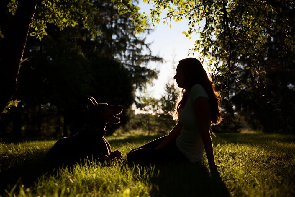 Michelle and Elias / Owen Sound Pet Photographer