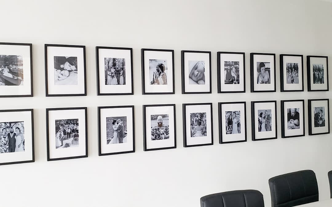 Decorating Your Home With Family Portraits